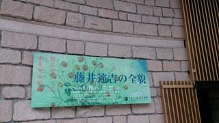 藤井達吉展